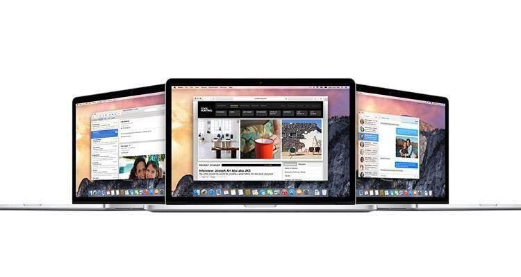OS X Yosemite foto