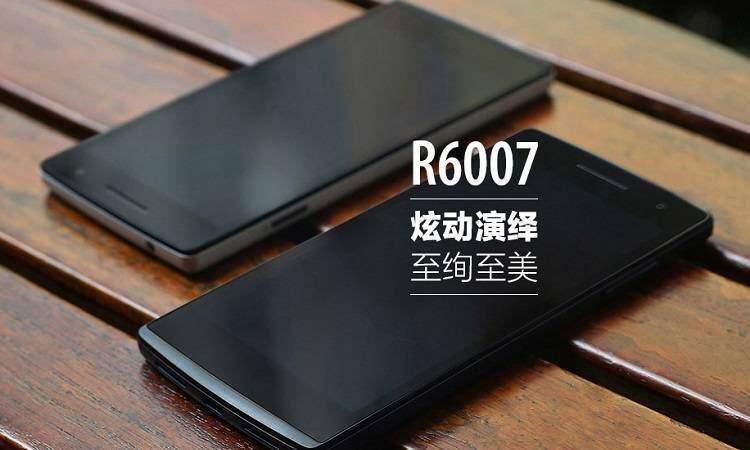 Oppo R6007 è ufficiale: immagini, specifiche e prezzo