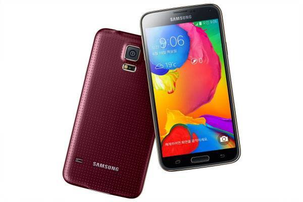 Samsung Galaxy S5 LTE-A foto