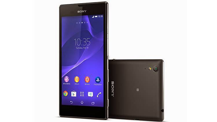 Sony Xperia T3, lo smartphone Android da 5.3 pollici più sottile al mondo