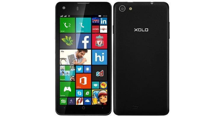 Xolo WIN Q900s, il device Windows Phone più leggero di sempre