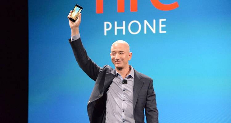 amazon fire phone foto
