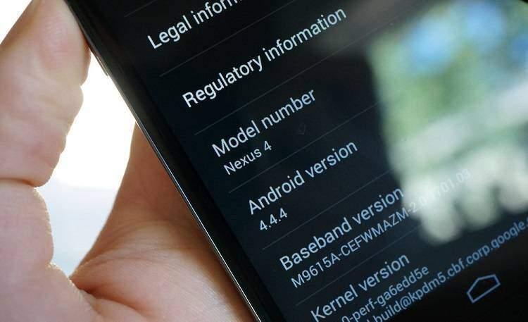 Rilasciato a sorpresa Android 4.4.4 per Nexus 5, Nexus 4, Nexus 7 e Nexus 10