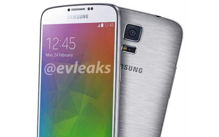 Samsung Galaxy F: nuovo render mostra la somiglianza con il Galaxy S4!