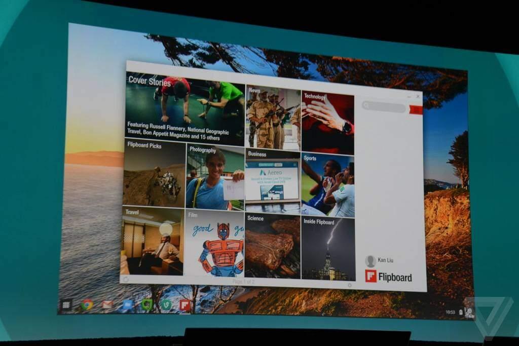 Chrome OS: sblocco, notifiche e app Android arrivano su Chromebook