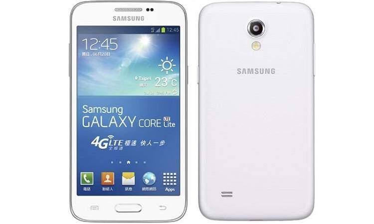 Samsung Galaxy Core Lite è ufficiale: foto, specifiche e prezzo