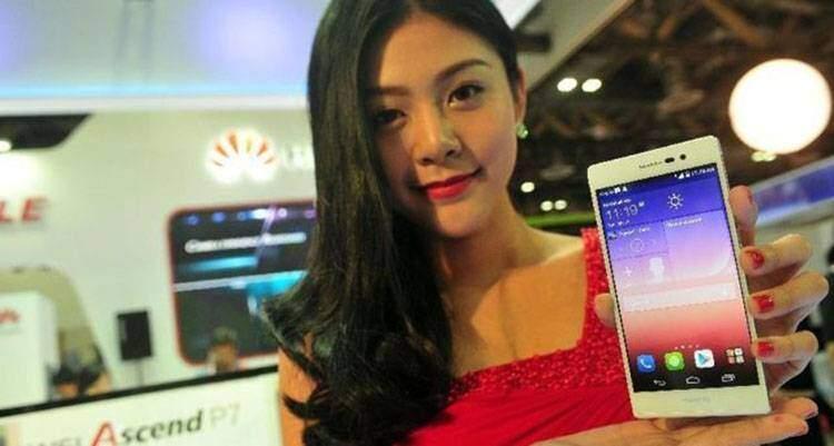 Huawei Ascend P7 è un successo: un milione di unità vendute