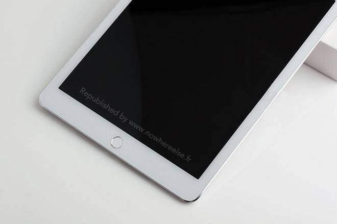 iPad Air 2 fronte