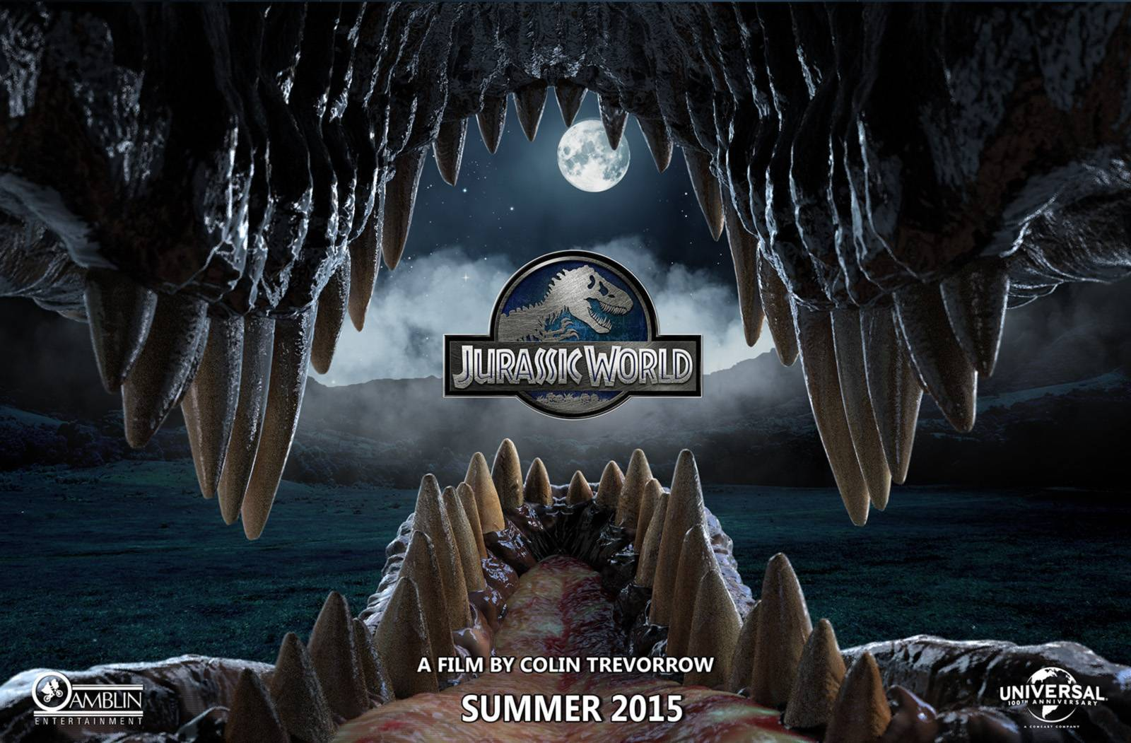 Jurassic World, nuova foto mostra tracce di sangue