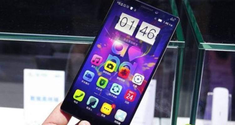 Lenovo K920, smartphone Android QHD con Snapdragon 801