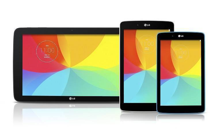 LG G Pad: la serie di tablet presentata in un video ufficiale