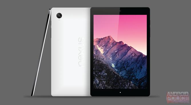 Google Nexus 9, codename HTC Volantis: caratteristiche tecniche e foto
