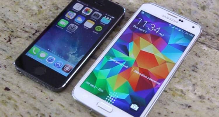 Samsung Galaxy S5, ordini ridotti per colpa di iPhone 6?