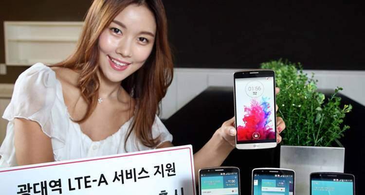 LG G3, confermato il modello potenziato per la Corea