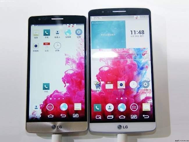 LG G3 S confermato ufficialmente grazie al manuale utente