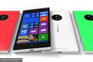 Nokia Lumia 830 foto