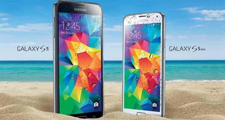 Samsung Galaxy S5 promozione