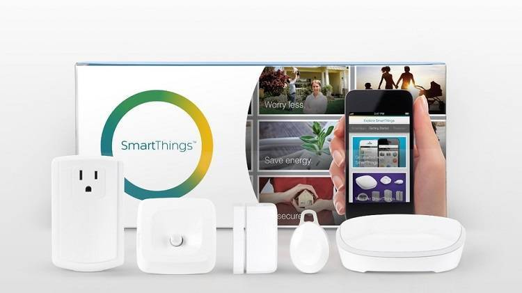 Samsung: trattative in corso per l'acquisto di SmartThings