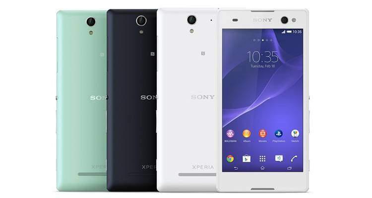 Sony Xperia C3 03