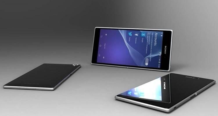 concept Sony Xperia Z3