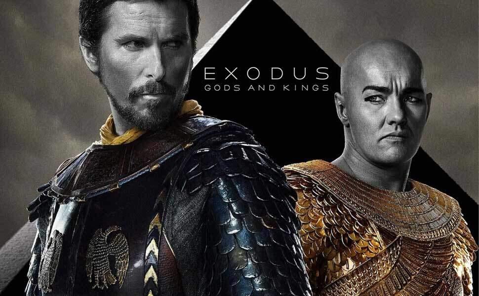 Exodus: Gods and Kings, Christian Bale da Batman a Mosè | Trailer