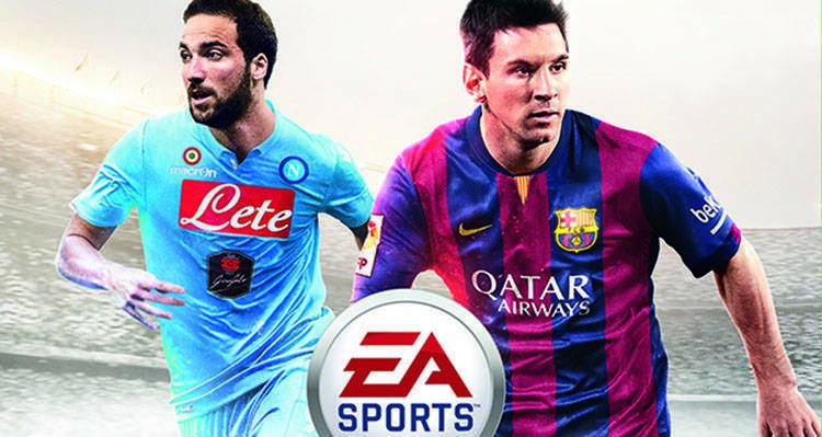 FIFA 15: Gonzalo Higuain testimonial della cover italiana