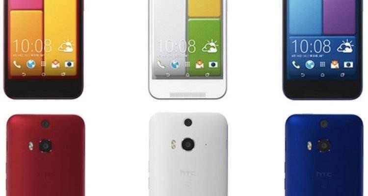 HTC J Butterfly (2014) ufficiale: un One M8 waterproof con Duo Camera