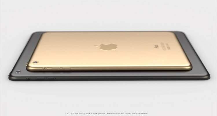 iPad Mini 3 sarà il 30% più sottile del predecessore