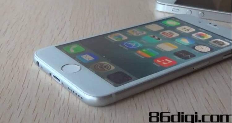 Wico i6: in video un clone di Iphone 6 con Android