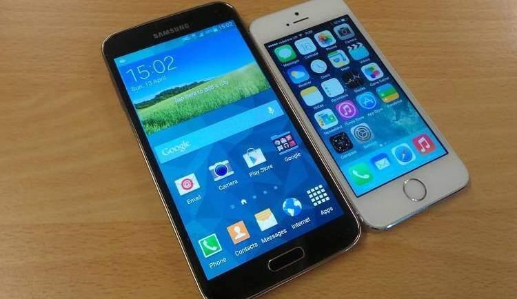 iPhone 5S campione mondiale di vendite. Segue Galaxy S5