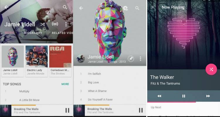 Material Design su Maps, Youtube, Chrome e tante altre Gapps (Foto)