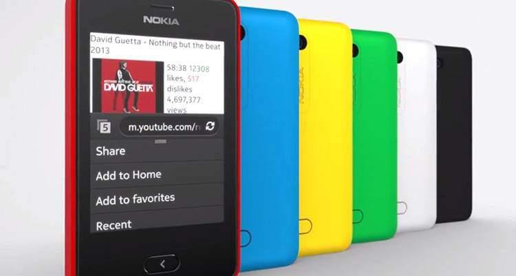 Microsoft: addio anche a Nokia Asha e S40