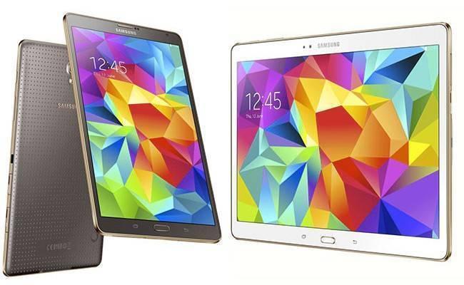 Immagine promozionale Galaxy Tab S 8.4 e 10.5