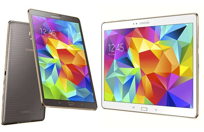 Samsung Galaxy Tab S 8.4 e 10.5 arrivano già in offerta su Amazon.it