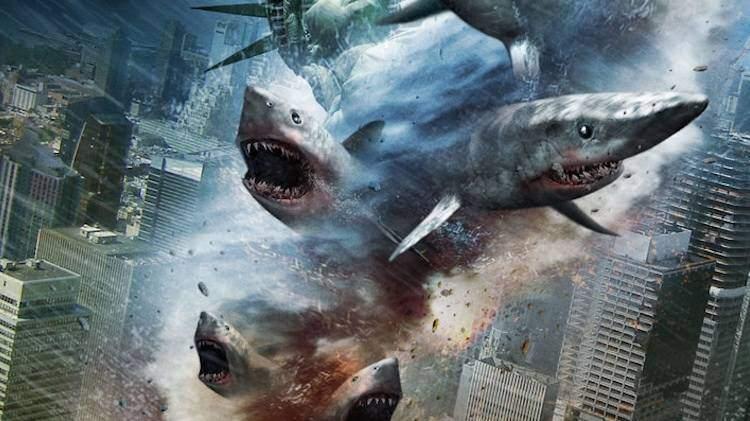 Sharknado 2: The Second One, un nuovo trailer ufficiale
