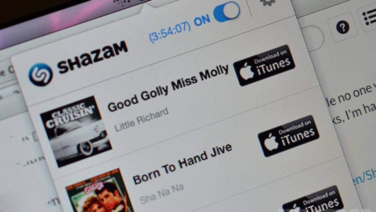 Shazam arriva su Mac con il riconoscimento automatico di brani