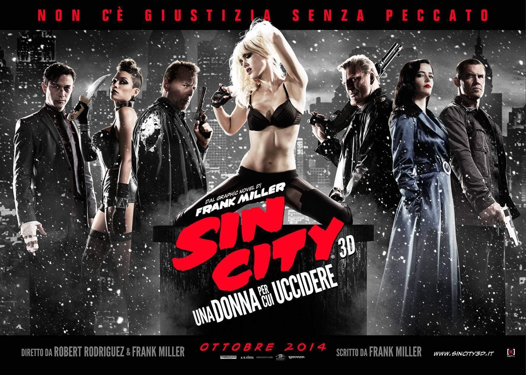 Sin City – Una Donna per cui Uccidere, un nuovo trailer stilizzato