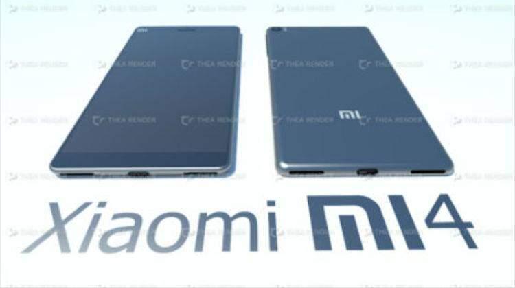 Xiaomi Mi4, design svelato in anticipo?