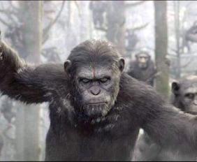 Locandina di Apes Revolution, il Pianeta delle Scimmie
