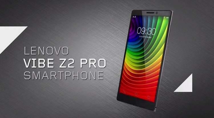 Lenovo Vibe Z2 Pro: dalla Cina rivelato il prezzo di 780$