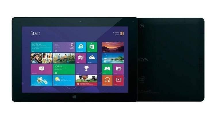 Odys WinTab 10: il tablet Windows con Intel Bay Trail a 199€
