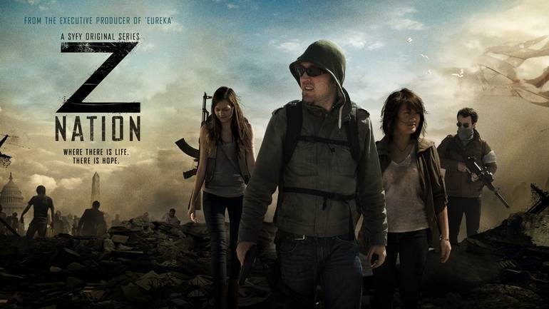Z Nation, ecco il primo teaser trailer