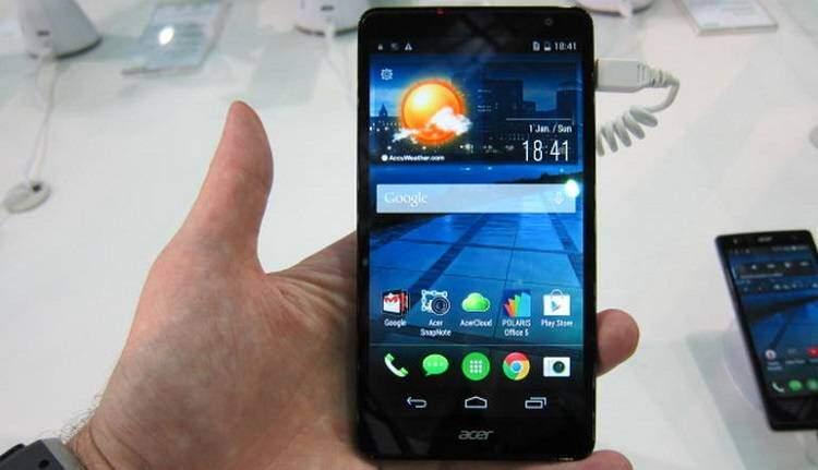 Acer Liquid X1, il device Octa Core a breve sul mercato