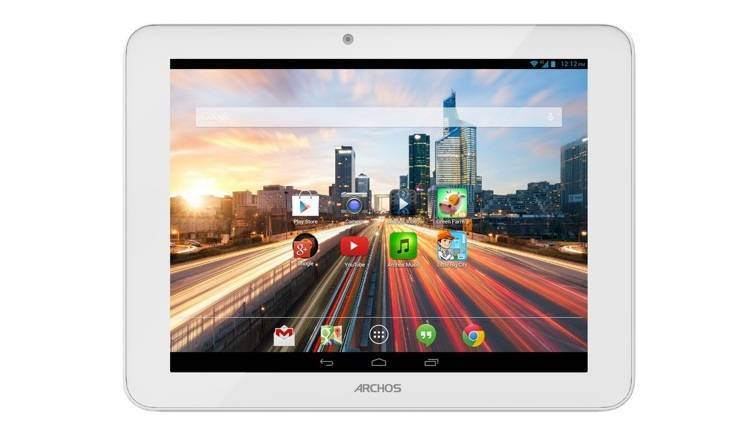 ARCHOS 80 Helium 4G: primo tablet 4G sotto quota 200€