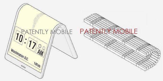 Samsung: nuovo brevetto mostra un nuovo smartphone pieghevole