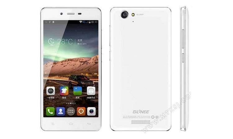 Gionee V188: nuovo smartphone 5″ con batteria da 5.200 mAh