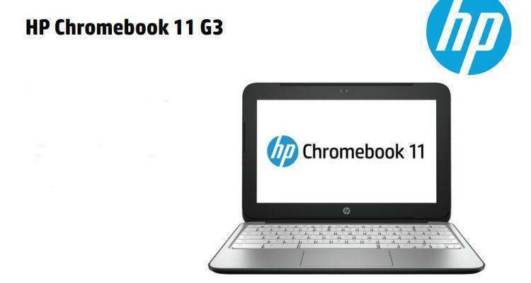 HP Chromebook 11 si rinnova: ora ha CPU Intel Bay Trail