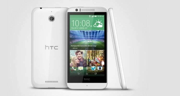 HTC Desire 510 è ufficiale con CPU Snapdragon 410 a 64-bit