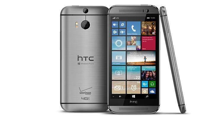 HTC One M8 con Windows Phone ufficiale: immagini e caratteristiche tecniche