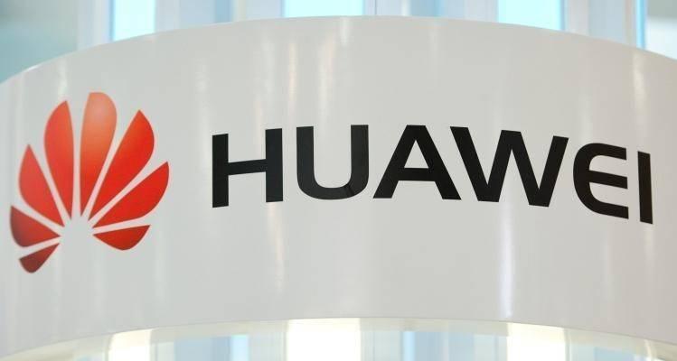 Logo di Huawei, colosso hi-tech di origine cinese